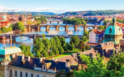 Горящие туры в Прагу из Москвы