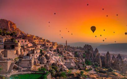 Горящие туры из Петербурга в Турцию всего от 11800 рублей
