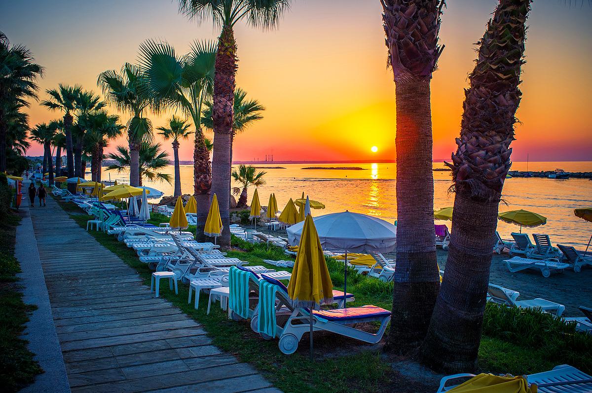 Горящие туры на Кипр