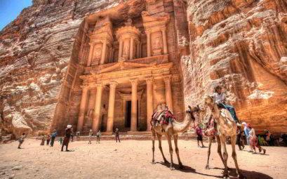 Горящий тур в Иорданию на 8 дней