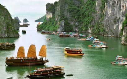 Горящий тур из Москвы во Вьетнам на неделю за 26000 рублей