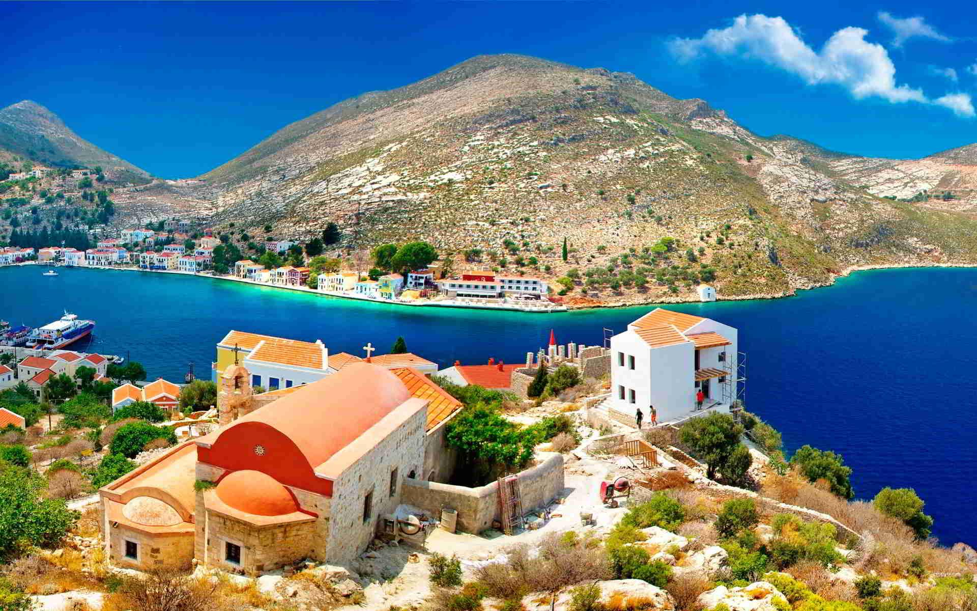 Горящий тур на остров Крит на 4 дня всего за 7800 рублей