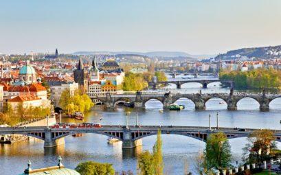 Горящий тур на 4 дня из Петербурга в Прагу за 9250 рублей