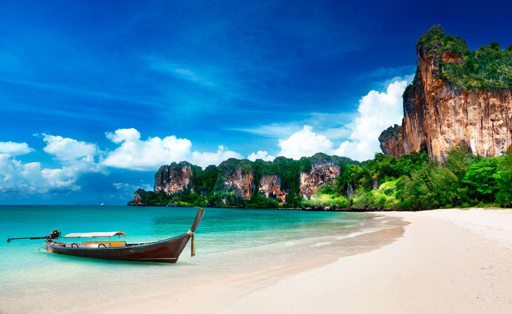 Дешевые билеты на лето из Москвы в Таиланд