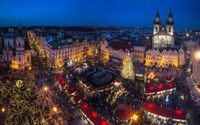 Дешевые билеты на чартер из Москвы в Чехию