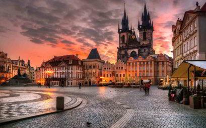 Из Санкт-Петербурга в Прагу в апреле за 16500 рублей