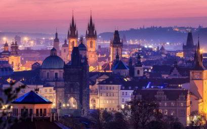 Отличный тур на завтра из Москвы в Прагу за 9400 рублей