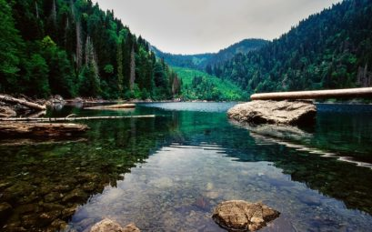 Сказочно горящий тур в Абхазию на 9 дней