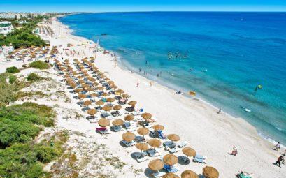 горящий тур в Тунис на апрель
