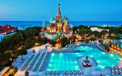 Бюджетный тур из Москвы в Турцию за 11200 рублей