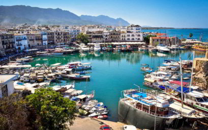 Горящие туры из Москвы на Кипр за 20700 рублей