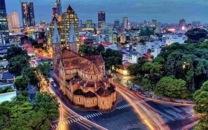 Горящий тур во Вьетнам на 6 ночей за 22200 рублей