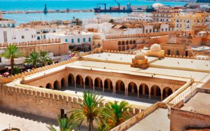 Горящий тур из Москвы в Тунис за 12200 рублей