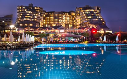 Горящий тур из Санкт-Петербурга в Турцию на неделю