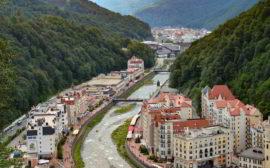 Горящий тур на майские праздники из Петербурга в Сочи и Красную Поляну
