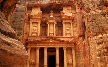 Горящий тур на 5 дней в Иорданию