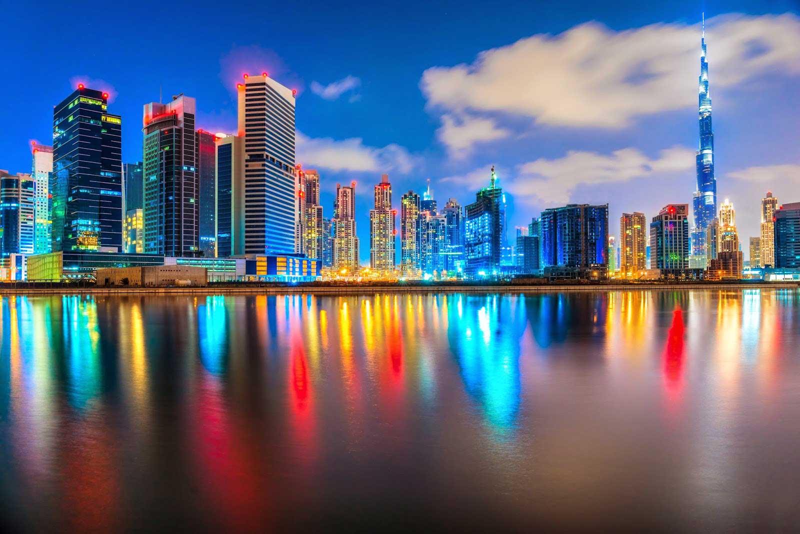Отличный тур из Петербурга в ОАЭ