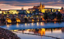 Очень дешевые билеты из Москвы в Прагу и обратно за 6100 рублей