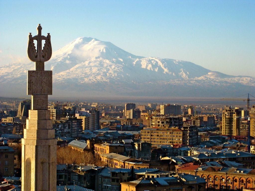 Очень дешевый билет из Петербурга в Ереван за 2749 рублей