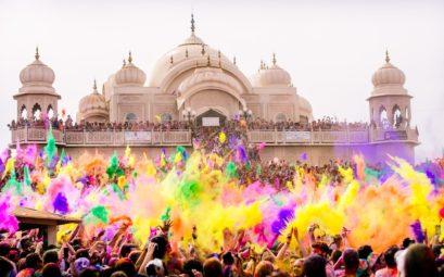 Горящий тур на 1 или 9 мая в Индию за 21500 рублей