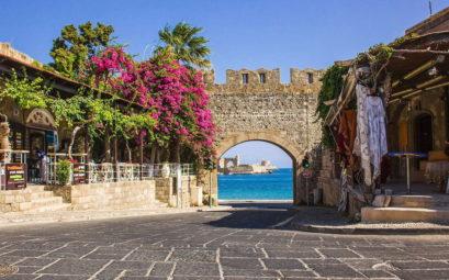 Горящий тур на июнь в Грецию