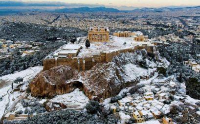 Дешевые билеты на Новый Год в Грецию из Москвы за 8700 рублей