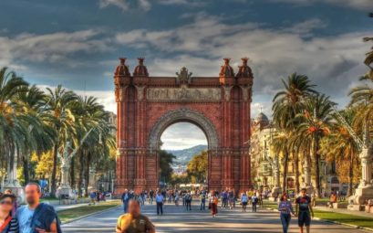 Купить Дешевые билеты на Чартер из Москвы в Барселону и обратно за 9900 рублей