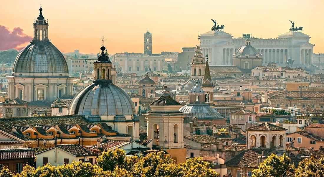 Очень горящий тур из Петербурга в Италию за 11700 рублей