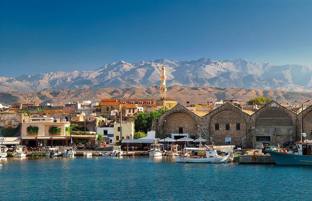 Горящие туры на Крит на июнь