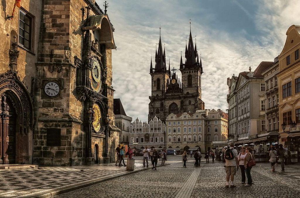 Отличный тур на неделю в Чехию из Москвы