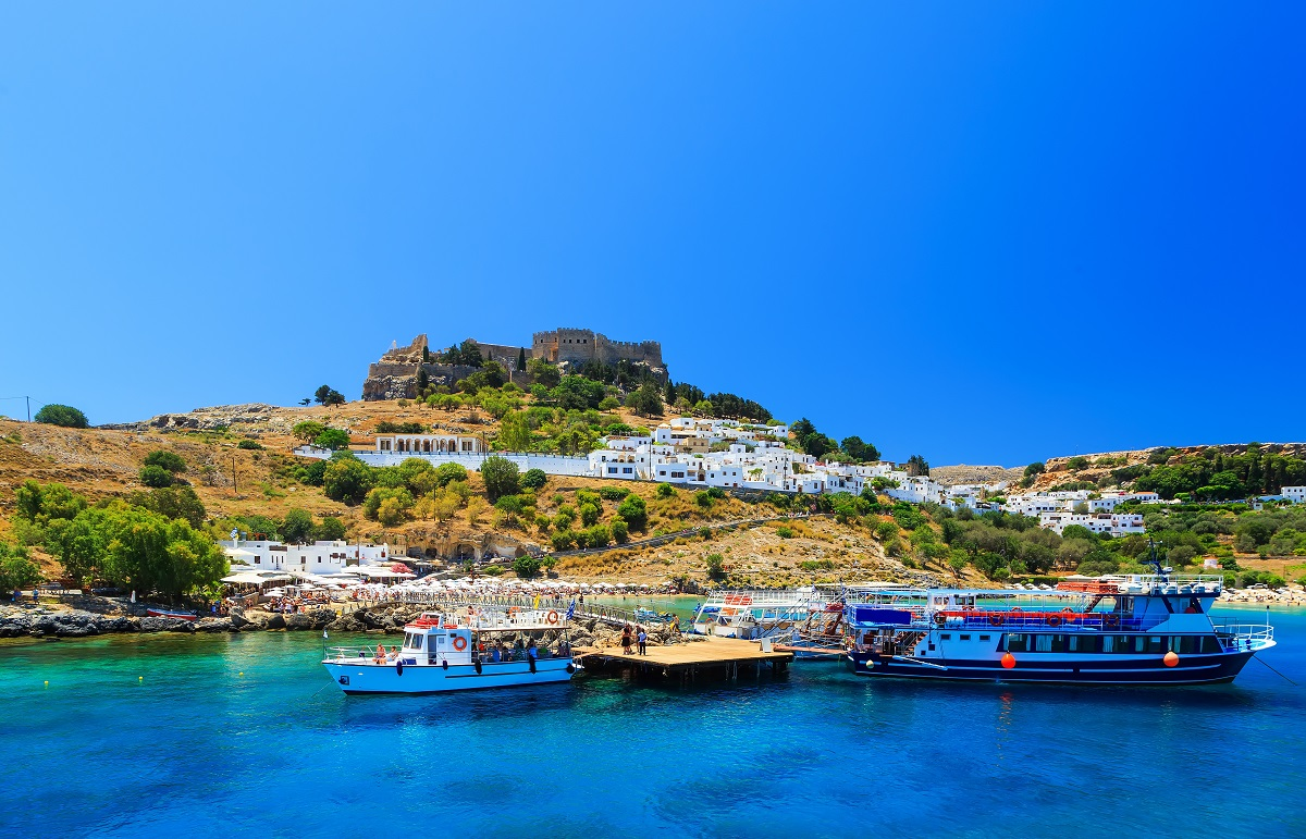 Горящие туры из Москвы в Грецию на неделю от 12190 рублей
