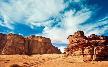 Горящий тур из Москвы в Иорданию на неделю за 21400 рублей