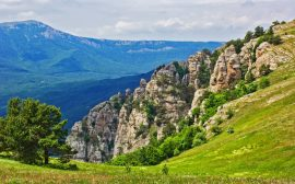 Бюджетный тур на неделю в Крым из Москвы за 7700 рублей