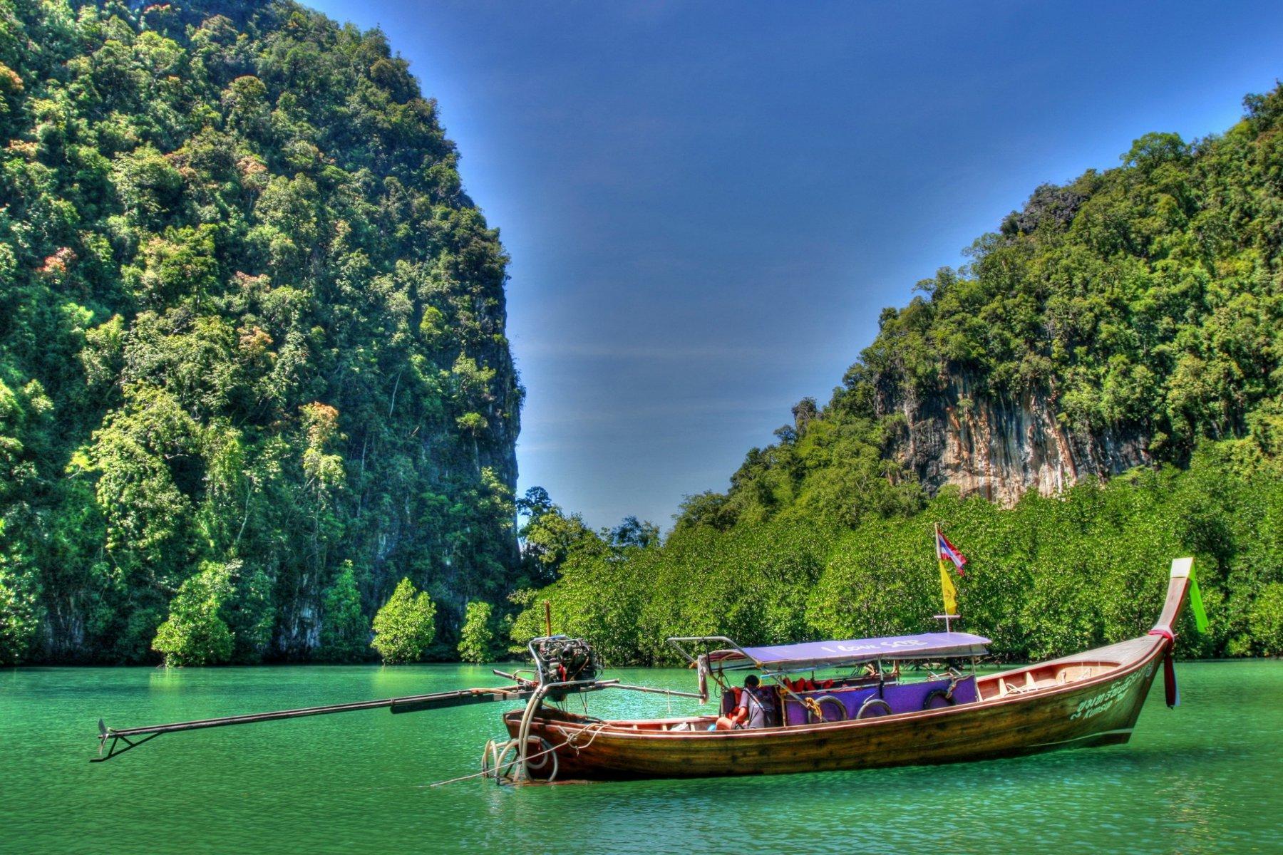 Горящий тур из Москвы на 7 ночей в Таиланд всего за 25500 рублей