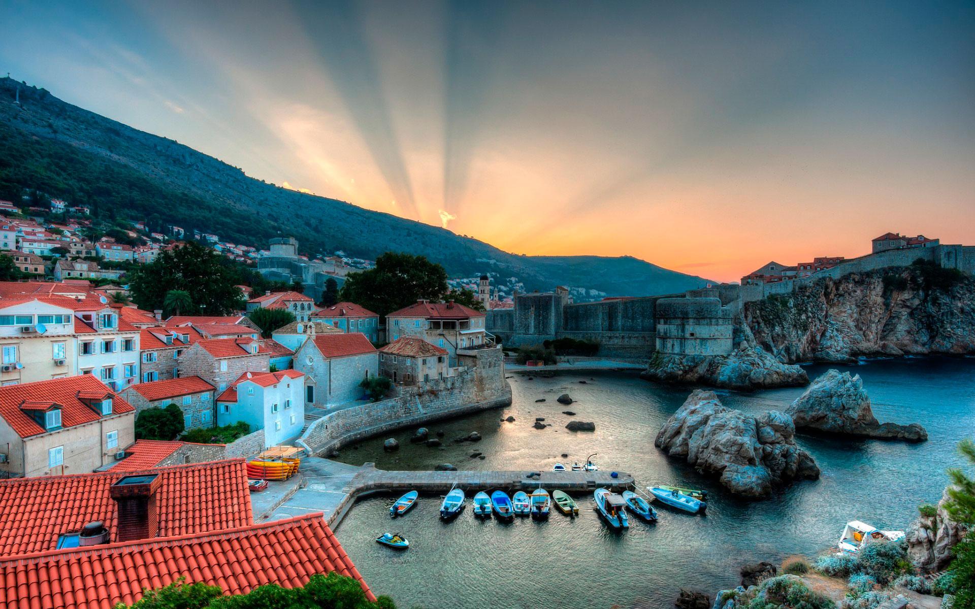 Горящий тур в Хорватию на неделю за 18500 рублей