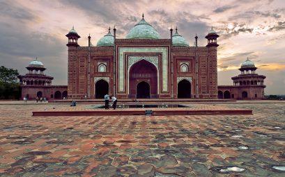 Бюджетный тур в Индию из Москвы за 17000 рублей