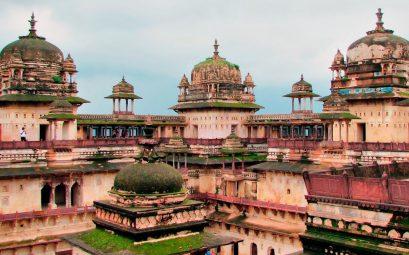 Горящий тур в Индию из Москвы на неделю за 18900 рублей