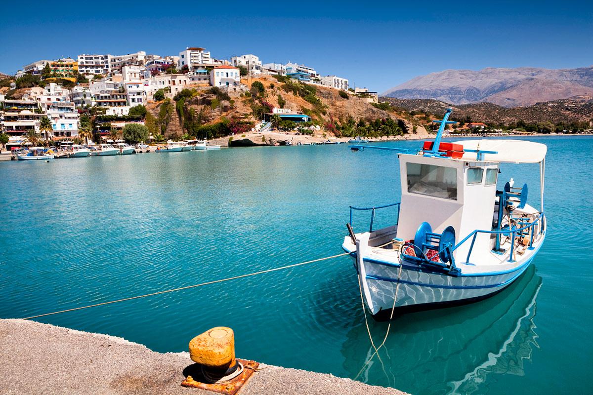 Дешевый тур из Москвы на остров Крит за 10300 рублей