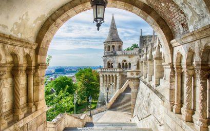 Дешевые билеты из Петербурга в Будапешт на лето