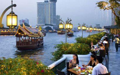 Очень выгодные билеты из Москвы в Бангкок и обратно за 23400 рублей