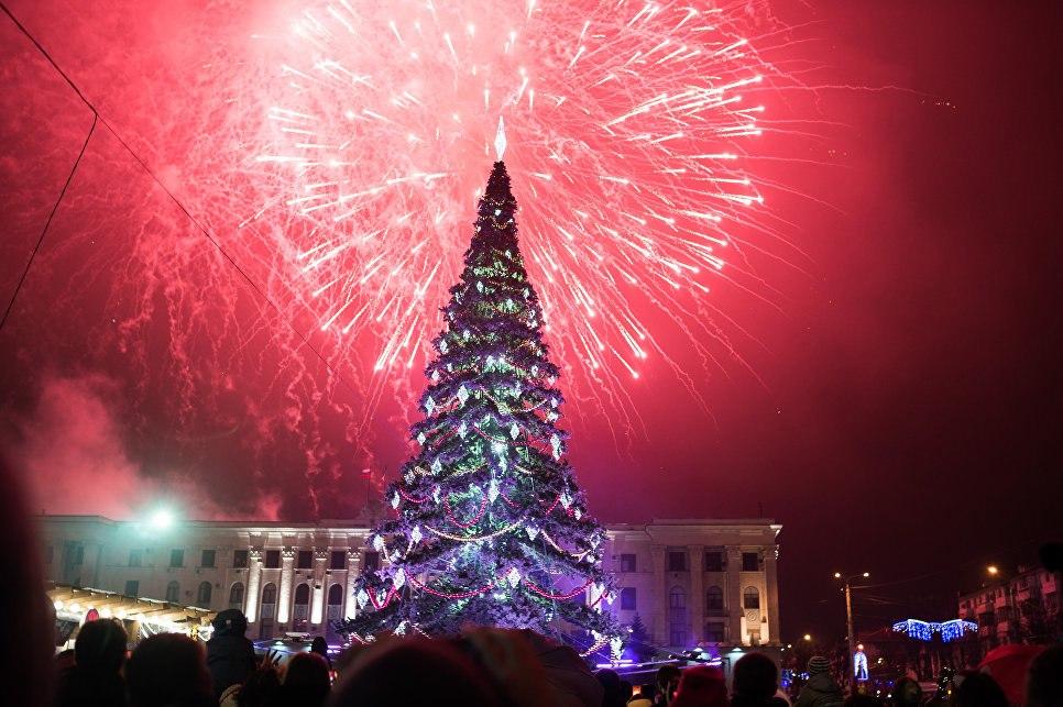 Горящий тур на Новый Год из Петербурга в Крым за 16000 рублей
