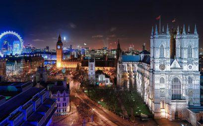 Горящие билеты из Петербурга в Лондон за 2000 рублей