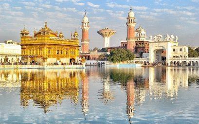 Горящие туры на неделю с вылетами из Москвы в Индию за 23100 рублей