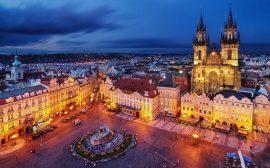 Отличный тур на 23 февраля из Петербурга в Прагу за 17100 рублей