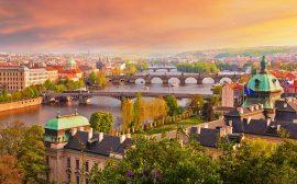 Очень дешевый тур из Санкт-Петербурга в Прагу за 15100 рублей