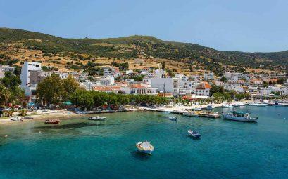 Очень горящий тур на остров Эвия в Греции за 13500 рублей