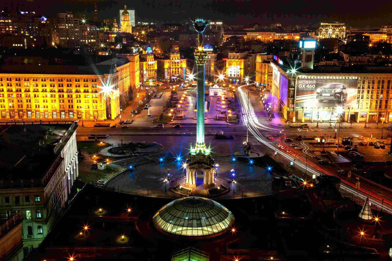 Очень выгодные билеты из Таллина в Киев и обратно за 4600 рублей