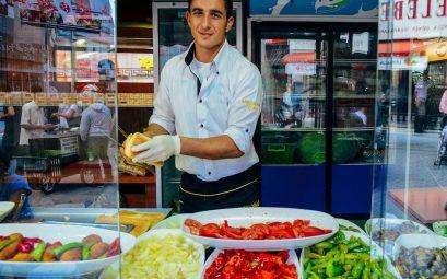 Как бюджетно и вкусно питаться в Стамбуле