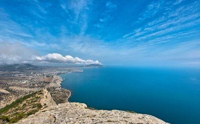 Очень горящий тур с вылетом из Петербурга в Крым