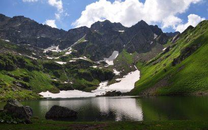 Горящий тур из Москвы в Абхазию на неделю за 3690 рублей